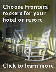 Outdoor Rockers For Resorts