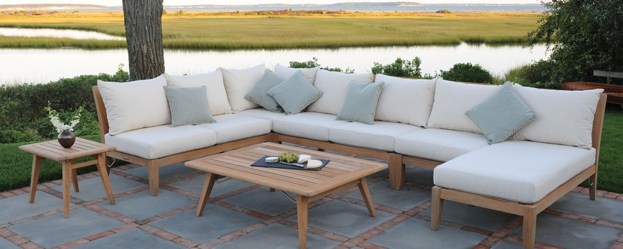 Teak Outdoor Furniture, Kingsley Bates Furniture